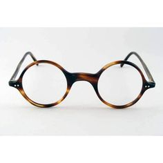 vintage eyewear : mens : 1920's/30's by J FLEMING (BRITAIN) found on Polyvore