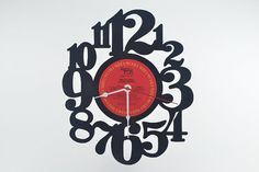 Billy Joel Album Clock