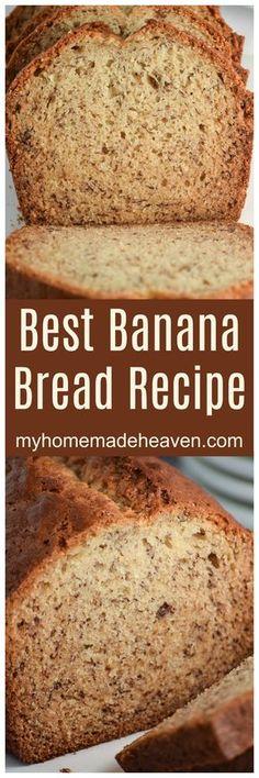Chocolate chip banana bread recipe banana bread recipes bread best banana bread forumfinder Choice Image