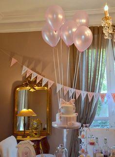 """L'anniversaire """"Princesse Marie-Antoinette"""" pour les 4 ans d'Ambre"""