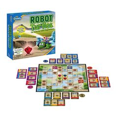 Amazon.com: Robot Turtles Game: Toys & Games
