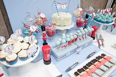 England themed party