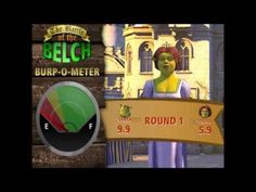 Shrek Belch   Adventure games