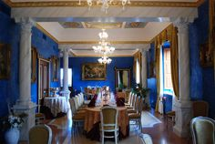 Dimora Sovrana è un'elegante e affascinante Villa d'epoca