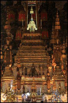 Emerald Buddha, Thailand