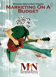 Just like rock group, some of the most successful businesses started out in their garage, making the most of the resources they had. Now learn how you can make every dollar you spend on marketing count during our Lunch and Learn Seminar - #Marketing on a #Budget.