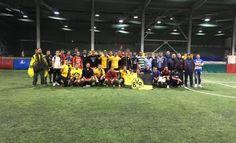 """Το 3ο πρωτάθλημα """"Fan Clubs League Thessaloniki"""" είναι γεγονός! > http://arenafm.gr/?p=244132"""