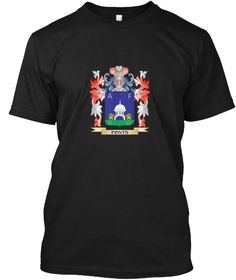 Fonts Coat Of Arms   Family Crest Black T-Shirt Front - This is the perfect gift for someone who loves Fonts. Thank you for visiting my page (Related terms: Fonts,Fonts coat of arms,Coat or Arms,Family Crest,Tartan,Fonts surname,Heraldry,Family Reunion,Font ...)