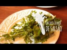 Receita - SUCO VERDE (suco de clorofila) - YouTube
