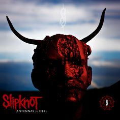 slipknot #slipknot #antennastohell #album #cd #music #metal #heavy #roadrunnerrecords