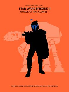 STAR WARS - EPISODE II » Leo Romeu
