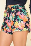 Summer In The City Shorts: Navy/Multi | Hope's