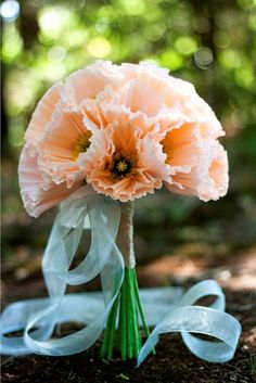These paper flowers look so real! Occasions Online