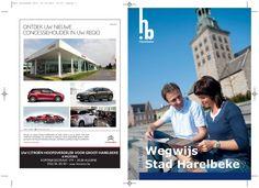 Wegwijs stad harelbeke2014-2015 by Jan Duchau via slideshare