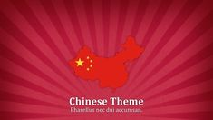 Free China PowerPoint template was created for Chinese PPT presentations. Theme is suitable for various presentations related to China. China is the largest country in Powerpoint Template Free, Creative Powerpoint Templates, Chinese Theme, Chinese Culture, Presentation, Photoshop, Dog, Unique, Projects