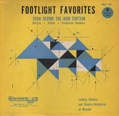 «Footlight Favorites From Behind The Iron Curtain (1954)».