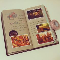 Record every little things in my life! | TRAVELER'S notebook みんなの投稿 - MIDORI