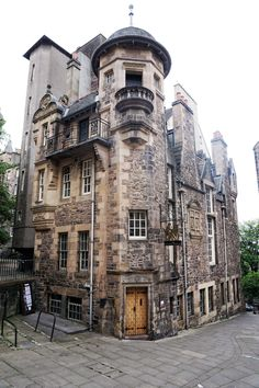 writer's museum Edinburgh Scotland