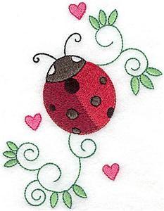 <3 ladybugs!