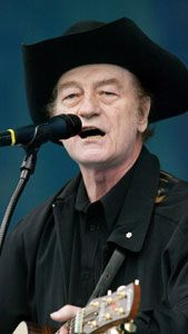 "Musician; singer; patriot; Order of Canada appointee; legend; Canada's favourite troubadour, Stompin' Tom Connors.      1936 - 2013    ""Whatever I do, in my writing, I do it for others, I do it for my country and I do it for my countrymen and that's the only value that I really have. If there was no money in this, I'd be doing it anyway. I've always been that way. Because it's what I am."""