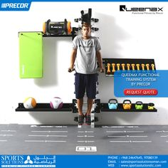 #Queenax | The One Wall | Functional Training System | For Details Contact #SportsSolutionsLLC on +968 97080139 | www.sportssolutionsllc.com