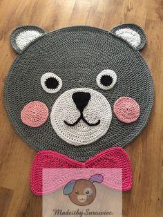 Crochet carpete