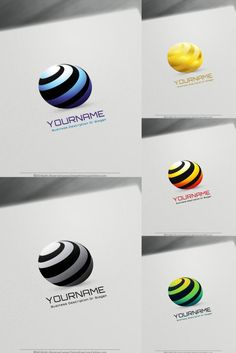 Make your Spiral logotype like a pro with the 3d logo maker tool
