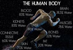 This is why it's important to drink the right kind of water! Consider This: You are only as healthy as your cells are, and your cells are only as healthy as the water that fills and surrounds them.  I'm so glad that I switched to mineral rich, alkaline, 9.9 pH water with X2O. If you are not drinking water or drinking bottled or tap water let's chat. X2O is available at http://www.BuyX2O.com