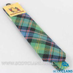 Watson Tartan Tie