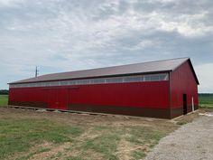 Pole Barn Pole Barns, Outdoor Furniture, Outdoor Decor, Outdoor Storage, Garage Doors, Home Decor, Warehouses, Decoration Home, Room Decor
