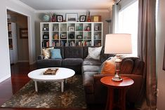 Living Room - Before & After | a.steeds.life