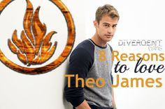 8 Reasons to Love Divergent's Theo James - DIVERGENT Fansite
