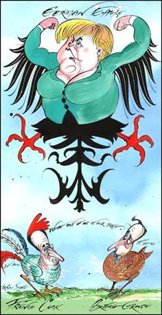 Awesome cartoon by gerald scarfe!