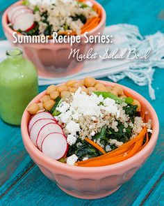 Market Salad Bowl | lynseylovesfood