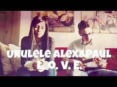 L.O.V.E. - Ukulele Alex&Paul - Cover - YouTube