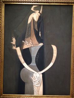 Musee Beaubourg. Wifredo Lam. Magnifique !