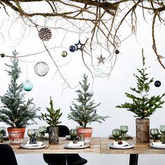 """<p style=""""text-align: left;"""">Surtout, pas de fioritures. Ça n'est pas le principe d'une décoration de <strong>Noël scandinave</strong>. Avec ce style, on fait simple et on va ..."""