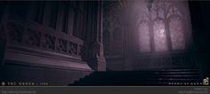 ArtStation - The Order: 1886 - Prologue - Westminster Palace, David Lieu