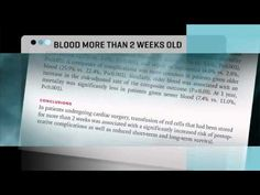 ▶ NEED TO KNOW | Blood test: What you don't know about blood | PBS - YouTube