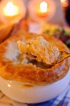 アメリカの味☆クリーミーチキンポットパイ [レシピ]