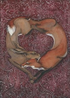 The Space Between the Fox and the Hare; or, a Curious Love Story