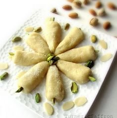 Toot - Mulberry (Persian-Style Marzipan Confection) for Norouz
