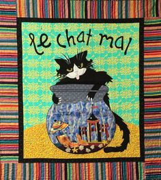 Art Quilts by Kimberly Rado