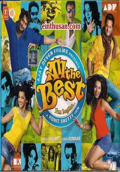 All The Best: Fun Begins Hindi Movie Online - Sanjay Dutt, Ajay Devgan and Fardeen Khan. Directed by Rohit Shetty. Music by Pritam. 2009 ENGLISH SUBTITLE All The Best: Fun Begins Hindi Movie Online.