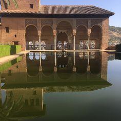 grAnADa • Alhambra • Alhambra Spain, Granada, Palace, Buildings, Bucket, Earth, Travel, Beautiful, Life