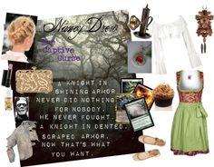 """Nancy Drew - The Captive Curse"" by dollfacekiti on Polyvore"