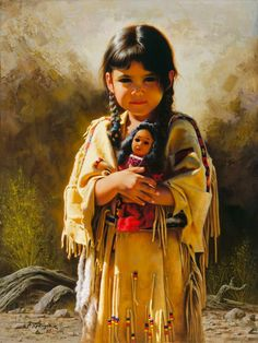 Native American Artists Paintings | no hay dia sin risa: marzo 2010