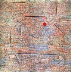Paul Klee (1879 - 1940) | Abstract Art | Cacodemonic - 1916
