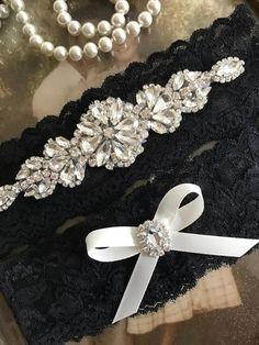 Wedding Hair Accessories, Wedding Jewelry, Ivory Wedding Garter, Black Garter, Something Blue Bridal, Turquoise Weddings, Wedding Veils, Bridal Headpieces, Wedding Planner