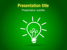Great free powerpoint template for presentations on forestation this free keynote template will be a great choice for presentations on business topics conceptual toneelgroepblik Image collections